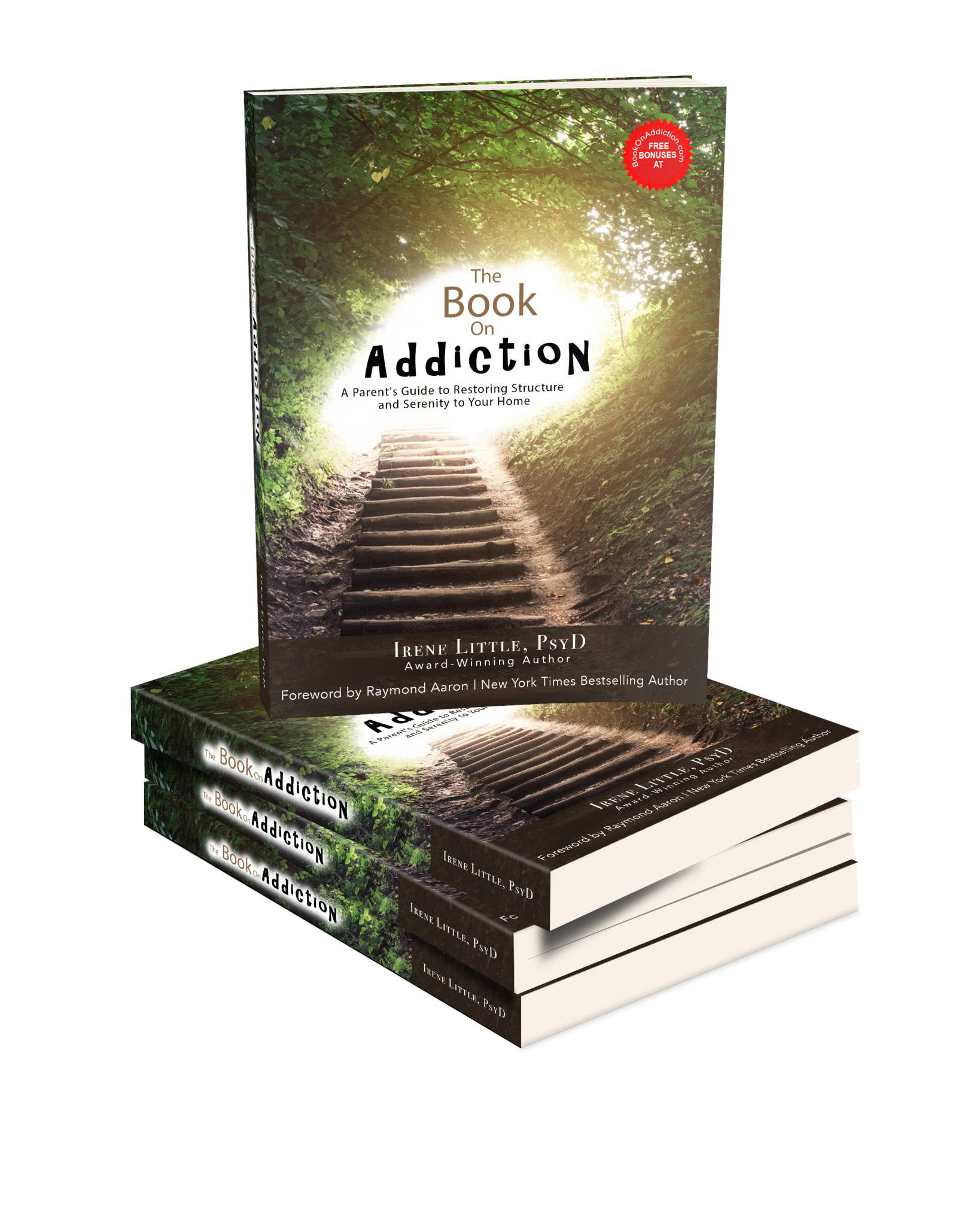 the book on addiction by dr. irene little